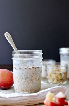 Easy, Steel-Cut Overnight Oats -- and the Sambazon 3-Day Purifying Cleanse