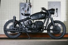 """BMW R60/2, a Tribute to """"The Great Escape"""""""