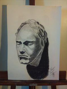 Dibujo al Carboncillo https://dibujonavarro.blogspot.com.es/