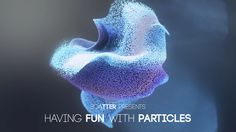 In this tutorial, you will learn how to deal with particles and basics behaviours in Houdini. Then, we will see how to drive rendering with particles attributes…