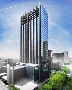 Reforma 296 - 150 mts - 40 floors - Mexico City