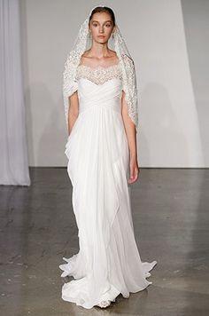 Empire Waist Wedding Dress, Designer Gowns    Colin Cowie Weddings