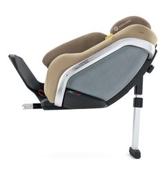 REVERSO.PLUS i-Size / Height: up to 105 cm / Age: up to approx. 4 years Extremely easy to handle and suitable for children from birth to a height of 105 cm. This rearward seat fulfils the new European i-Size standard and provides the highest standards of safety with minimal weight.