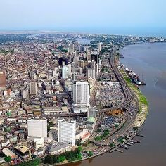 Lagos Nigeria. Almost 20 million people in one place. The buzzzzzz