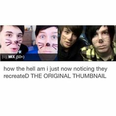 OMG I HAVENT NOTICED EVERYONE IN THE PHANDOM SHOULD KNOW