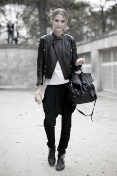 Streetlook / Proenza Shouler bag