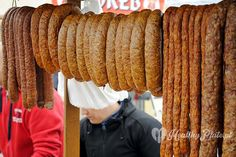 sausages / salchicha polaca