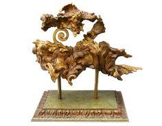 Figure in libertà - Enrica Barozzi's art - wood sculpture - cm 48x54