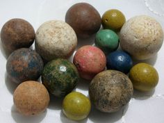 How To Identify Antique Marbles Vintage Antiques And Vase