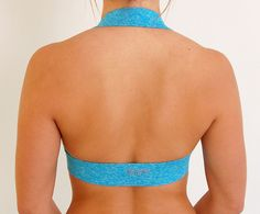 Sport Bra Halter | AyAyAy Apparel I want one! I love ayayay the material is thick!
