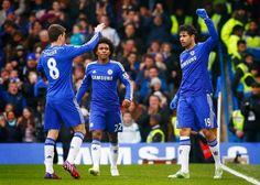 Papo Na Arquibancada: Diego Costa marca, mas Chelsea só fica no empate