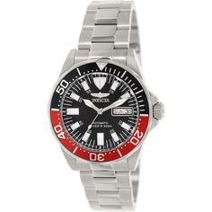 Invicta Men's Signature 7043 Silver Stainless-Steel Automatic Watch