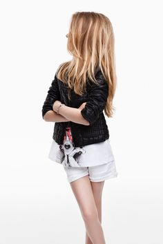Lookbook - Girl -  #Zara