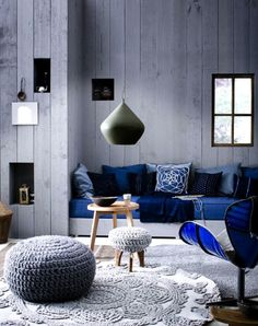 Knitted Living Room