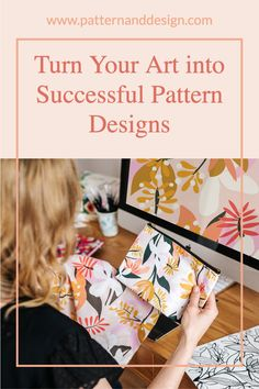 Pattern and Design is the place to get started to learn about creating pattern repeats. Learn lots of tips, tutorials and inspiration for your textile design or surface pattern design business. Kids Patterns, Floral Patterns, Textile Design, Fabric Design, Creative Class, Photoshop Tips, Inspiration For Kids, Surface Pattern Design, Repeating Patterns