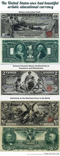 Old and beautiful currency…