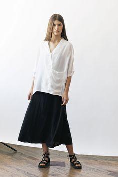 Shaina Mote Spring/Summer 2015 Calla Top   Ami Dress