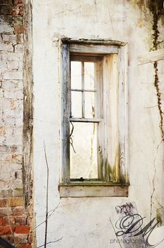 window to someone's past