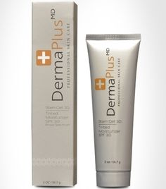 DermaPlus MD Stem Cell Tinted Moisturizer Spf 30 60 ml - Renkli Güneş Koruyucu Tinted Moisturizer, Stem Cells