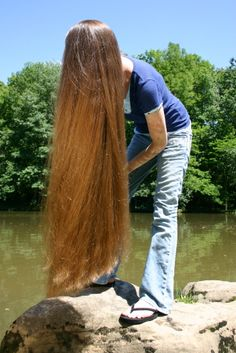 1000 Images About Very Long Hair On Pinterest Long Hair
