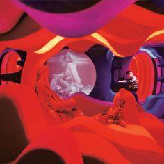 Visiona 1970 | Revisiting the future | Verner Panthon