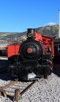 Best tourism train system in #SouthAmerica is now in #Ecuador   where fully restored steam engines travers the #Andes   https://www.parks-and-tribes.com/ecuador/ecuador-trains/ecuador-trains.htm