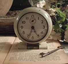 Vintage Westclox Big Ben Alarm Clock / Chippy by vintageaddie, $22.00