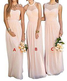 New Ri Yun Women s Scoop-Neck Solid Sleeveless Long Maxi Dress 4fa757093