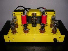 Nice DIY Amp