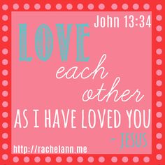 This trumps the earlier command to love others as you would love yourself. We are to love others as Christ loves us.