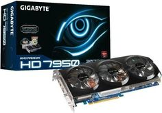 Gigabyte GV-R795WF3-3GD Radeon HD 7950 3GB 384-bit GDDR5 PCI Express 3.0 x16 HDCP Ready CrossFireX Support Graphics Card