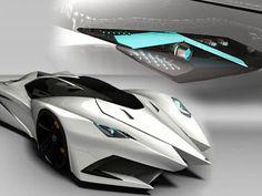 Lamborghini Sports Concept - Ferruccio (Mach 5!!)
