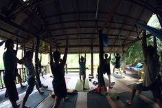 Suan Sati yoga retreat in Thailand