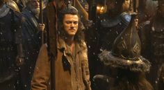 The Desolation of Smaug: Bard