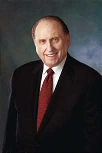 """For the first time, the president of the LDS Church has been named to the Gallup poll's annual """"Most Admired Men"""" top 10 list."""