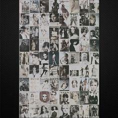 "P140601-4  Коллекция панно и фотообоев ""Fasion"" Mr Perswall™ производства компании Eco-Boråstapeter® Швеция"