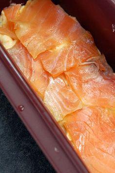 On en mangerait non ? (C'est fait !) J'adore les terrines de poissons : c'est frais, on les prépare à l'avance et en général tout le monde aime ! J'ai goûté celle-ci récemment et je suis tombée sous le charme car non se