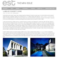 www.lubelso.com.au PH: (03) 8532 4400 Concept Home, New Home Builders, Melbourne, Ph, New Homes, Luxury, New Home Essentials