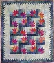 Sonora Song, designed and made by Judy Martin for her book, Cookies 'n' Quilts, 2001.