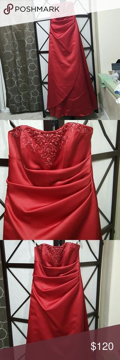 Right color prom dress for me