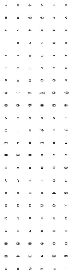 My search continues for the perfect #iconography. QPC Ouidoo - Iconography by Barton Smith, via Behance