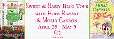 Feature – The Sweet and Sassy Tour with Hope Ramsay & Molly Cannon   A Bluestocking's Place