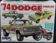 MPC Dodge Pickup Model