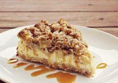 Neodolatelný jablkový cheesecake