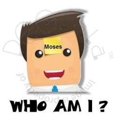 PEGlala: Who Am I? Do It Yourself Free Bible Game
