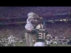 "Ohio State-Miami: The ""Pass Interference"" Call - Regardless od what call ""could have"" been made that day, the call that was made was Pass Interference on Glen Sharpe.  That Pass Interference never happened. Ohio State's 2003 National Championship is tainted.  Ohio State's 2003 National Championship... never should have happened."