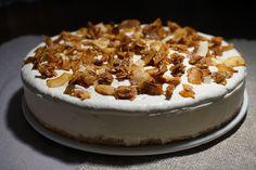 auliblogi: Kookosetort kaneeli-kardemoni kattega / Coconut cake with cardamim and cinnamon coating Tiramisu, Cinnamon, Coconut, Cakes, Ethnic Recipes, Desserts, Food, Cheer Snacks, Deserts