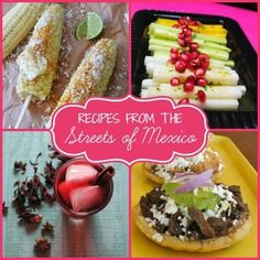 Recipes from the Streets of Mexico