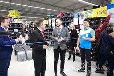 Decathlon a deschis, la Buzău, magazinul cu numărul 21 din România - https://goo.gl/zoXYwt