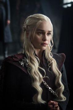 Adoring Emilia Clarke Game of Thrones - 7.03: The Queen's Justice